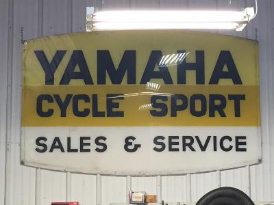 Cycle Sport Yamaha Service Department